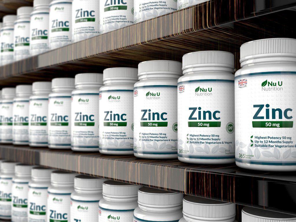 Zinc Supplements Won't Help You Pass A Urine THC Test